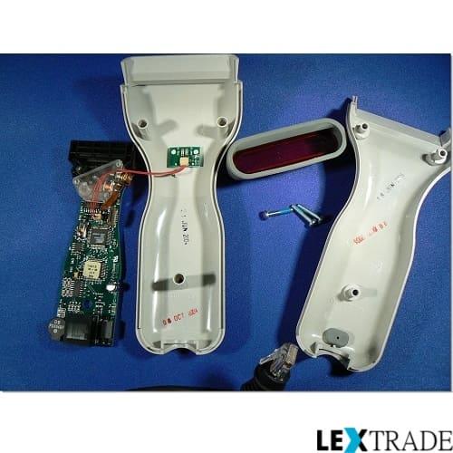 Наш интернет магазин Lextrade осуществляет ремонт сканеров штрих-кода на заказ.