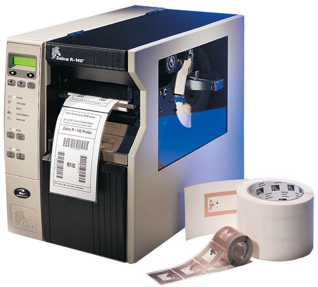 rfid принтер