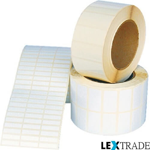 Термотрансферные этикетки 65х35 мм