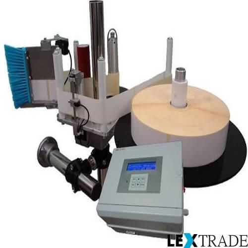 Термотрансферные этикетки 58х30 мм белого цвета