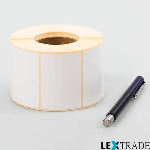Термотрансферные этикетки 58х30 мм