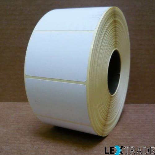 Термотрансферные этикетки 70х25 мм